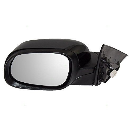 Drivers Power Side View Mirror Heated Replacement for Kia 87610B2510 (Kia Soul Driver Side Mirror compare prices)