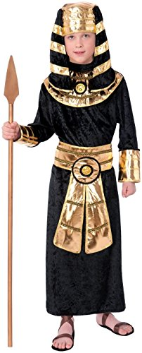 Forum Novelties Pharaoh Costume, Small (Mummy King Adult Costume)