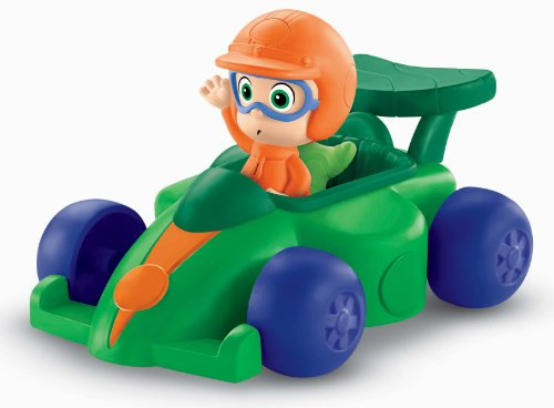 Fisher-Price Nickelodeon Bubble Guppies: Nonny & Green Streak - 1