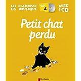 Petit chat perdu (1CD audio)par Natacha
