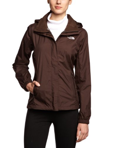 THE NORTH FACE Damen Jacke Resolve, bittersweet brown, XL, T0AQBJ74A