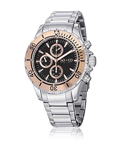 SO&CO Reloj 5038.4 Plateado