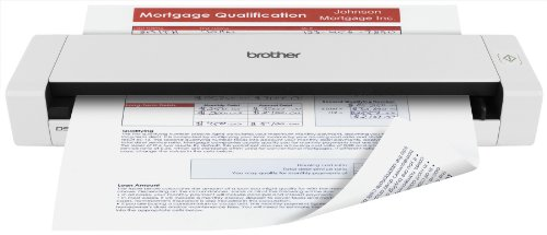 Brother Printer DS720D Mobile Duplex Color Page