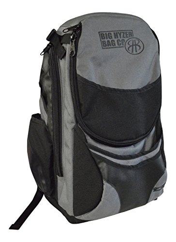 Big Hyzer Disc Golf Backpack Ergo 3 With Built In Seat