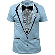 Impact Originals Retro Prom Blue Tux…