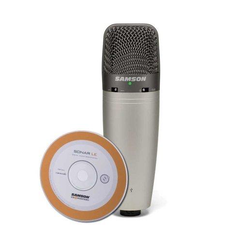Samson C03U USB Condensor Microphone
