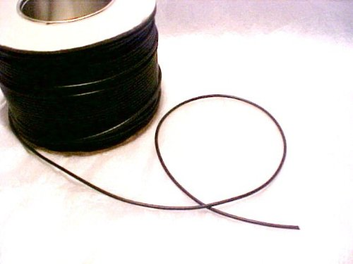 50ft Alpha Rg174u Black 50 OHM MINI COAX CABLE Rg-174 9174 Ham Radio
