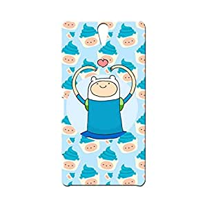 BLUEDIO Designer Printed Back case cover for Sony Xperia C5 - G0100