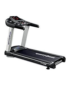 Sunrise Speed fitness commercial moterised Treadmill Walk Or Run Foldable Jogger Fitness Loose Weight good for heart model no.T1250 available at Amazon for Rs.187425