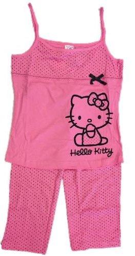 Pigiama donna Hello Kitty-M-fucsia