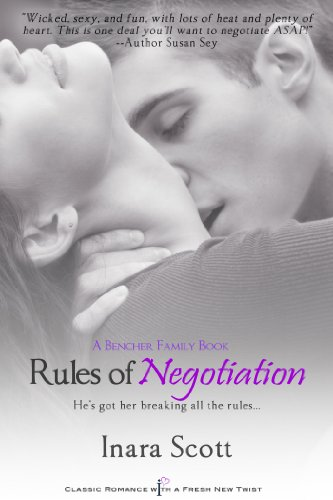 Rules of Negotiation (Entangled Indulgence) by Inara Scott