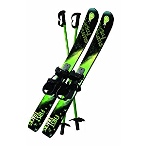 Lucky Bums Snow Kids Skis 2013