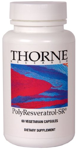 Thorne Research - Polyresveratrol-Sr - 60Ct [Health And Beauty]