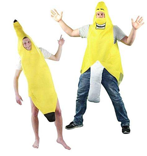 foxxeo 10037 bananenkost m kost m banane bananenanzug bananen frucht an foxxeo. Black Bedroom Furniture Sets. Home Design Ideas
