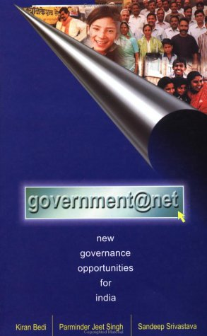 Government @ Net: New Governance Opportunities for India