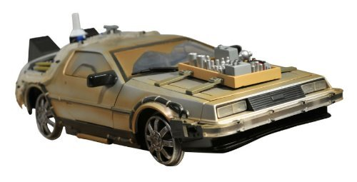 Back To The Future Part-3 1:15 Scale Time Machine Model Lights & Sound by Diamond Select