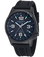 Torgoen Swiss Men's T05303 T05 Series Classic Black Aviation Watch