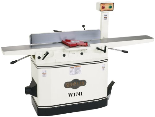 Review Shop Fox W1741 8-Inch Jointer With Parallelogram Adjustable Beds