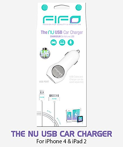 Fifo-1.5A-Car-Charger-(For-iPhone-4/-4S)