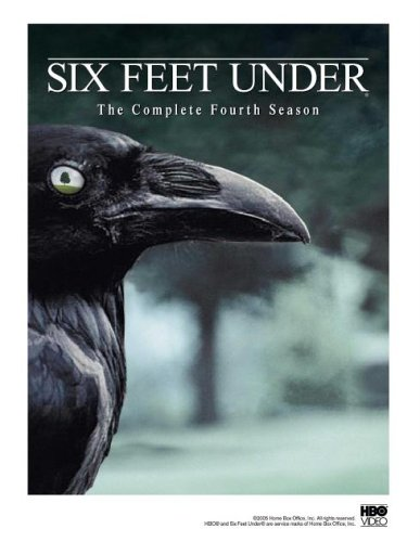 Six Feet Under: Complete HBO Season 4 [DVD]