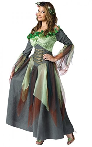 Mother Nature Adult Costume - Size:Medium/Large