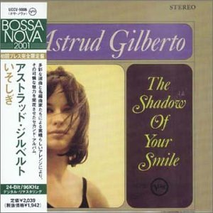 Astrud Gilberto – The Shadow of Your Smile (Love Theme ...