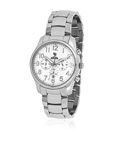 Dogma Reloj con movimiento cuarzo suizo DGCRONO-321 Acero 38  mm