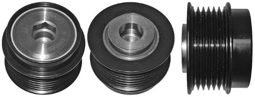 Litens шкивы Alternator Decoupler Pulley Dodge