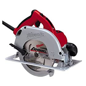 Factory-Reconditioned Milwaukee 6390-81 15 Amp 7 1/4-Inch Circular Saw with Tilt-Lok