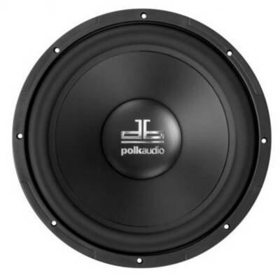 "Polk Audio Db1240Dvc Mobile,12"" Dvc Subwoofer 720W,88 Db,Dual 4 Ohms, Marine"