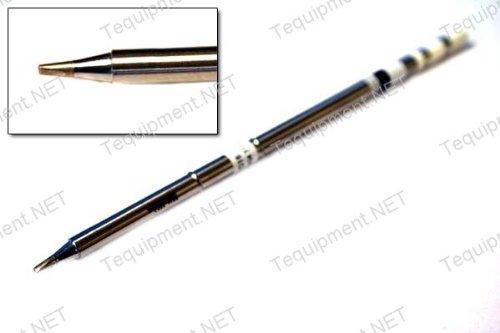 Hakko T15-D16 - T15 Series Soldering Tip - Chisel - 1.6 mm x 10 mm