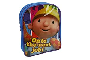 Trade Mark Collections Bob the Builder on to the next job Plain Backpack