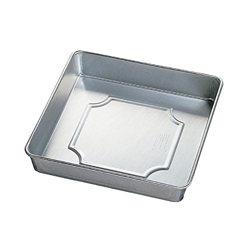 Wilton Aluminum Performance Pans 10 x 2 Inch Square Pan (Square Cake Pan 10 compare prices)