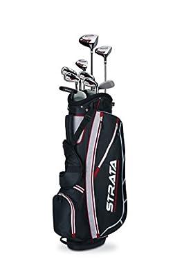 Callaway Men's Strata Plus Golf Club Set (12-Piece)