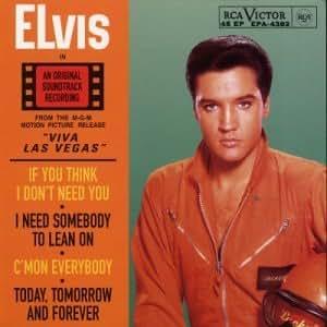 Elvis Presley Viva Las Vegas Amazon Com Music