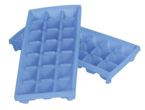Camco 44100 RV Mini Ice Cube Tray - Pack of 2