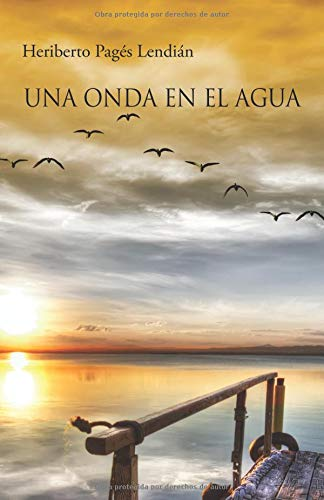 Una onda en el agua  [Pages Lendian, Heriberto] (Tapa Blanda)