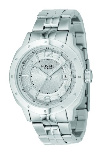 FOSSIL (フォッシル) 腕時計 BLUE シルバー AM4205 メンズ ケース幅:44mm [正規輸入品]