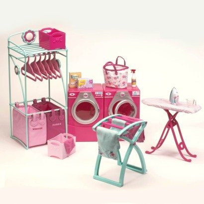 Our generation laundry room play set gisela j zepedaix - Small space laundry set ...