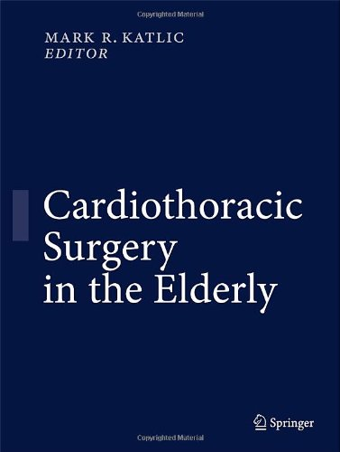 Cardiothoracic Surgery In The Elderly