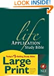 Life Application Study Bible Nlt, Lar...