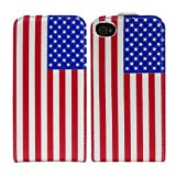 "****** VENTES FLASH ******** Pour APPLE IPHONE 4G 4S Housse coque �tui antid�rapant Drapeau Am�ricain Protection arri�re TENDANCE DESIGN ORIGINAL motif "" Am�rique Magnifique USA "" de couleur bleu rouge blanc noir motifs Etats-Unis stars stripes 100% compatible Smartphones Iphone4 4 S Iphone Siri 4GS 4 G ******* QUALIT� LUXE VERITABLE ********par Access-Discount"