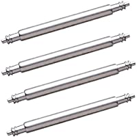24mm Spring Bar Watch Strap Pins (4 Pack)