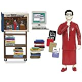 Deluxe Librarian Action Figure