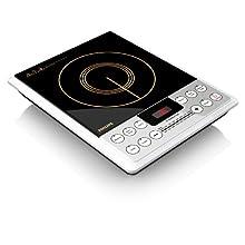 Philips HD4929/01 2100-Watt Induction Cooktop