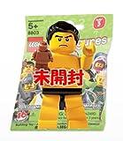 未開封No7 レゴ ミニフィギュア シリーズ3 相撲力士 (8803 LEGO Minifigure Series3)