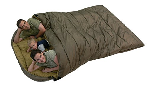 TETON Queen Size Sleeping Bag 2