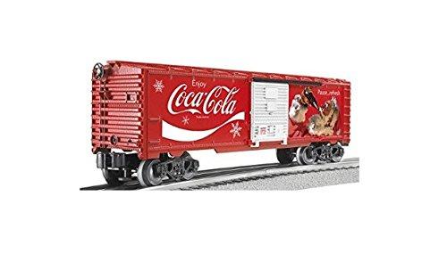 Lionel Coca Cola Santa Boxcar