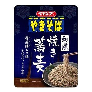 ペヤング 和風焼き蕎麦 115gx18個