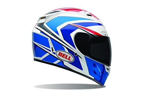 Bell Grinder Adult Vortex Sports Bike Motorcycle Helmet - Blue / Small (Grim Reaper Grinder compare prices)